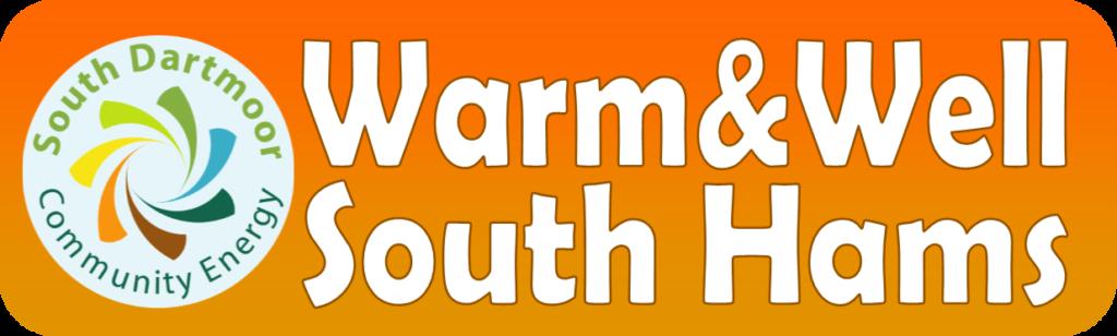 Warm & Well South Hams logo